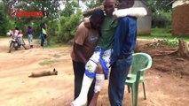 Mundurume umwe kuunwo guoko na kuguru ni abithaa wa borithi Kitui