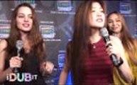"Mikee Agustin lip syncs Ariana Grande's ""Break Free"" on Kapamilya Chat"