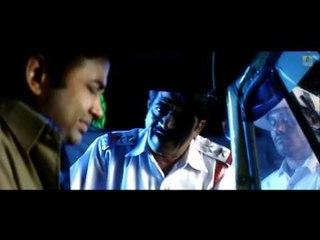 Sharan Drunk And Driving Caught By Police Comedy Video|Manasina Maathu Kannada Movie|Ajay Rao,Sharan