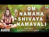 SHIV MANTRA - OM NAMAHA SHIVAYA NAMAVALI    LORD SHIVA SANSKRIT SONG