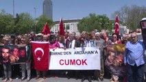 Deniz Gezmiş ve Arkadaşları İstanbul'da Anıldı