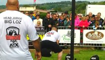 A STRONGMAN Competition!