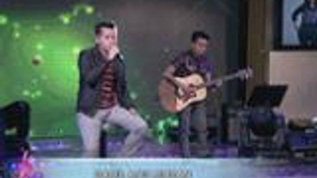 "Jason Dy sings ""Minsan Lang Kita Iibigin"""