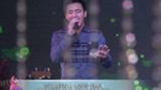 """Jed Madela and Erik Santos sing """"Let Me Love You/If You Asked Me To"""""""