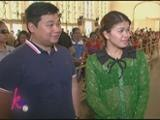 Ang first time ni Melai sa Quiapo Church