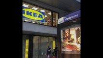 IKEA s'installe dans le centre de paris, dans un magasin pensé pour les citadins