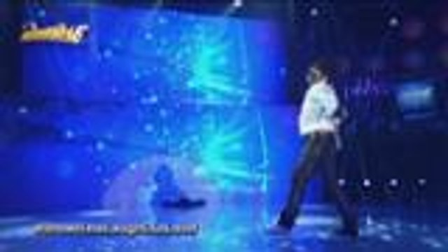 Nakakaaliw na doble kara performance na siguradong Tatak It's Showtime