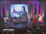 Krissy, Darla meet Miss Universe finalists