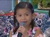 Lyca is expecting a new sibling