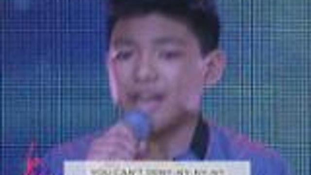 """Darren sings Maroon 5's """"Animals"""""""