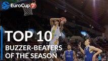 2018-19 7DAYS EuroCup: Top 10 Buzzer-Beaters!