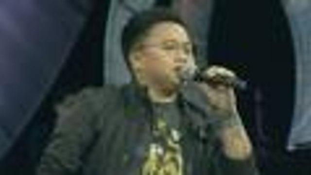 Richard Yap sings Side A hits with Aiza