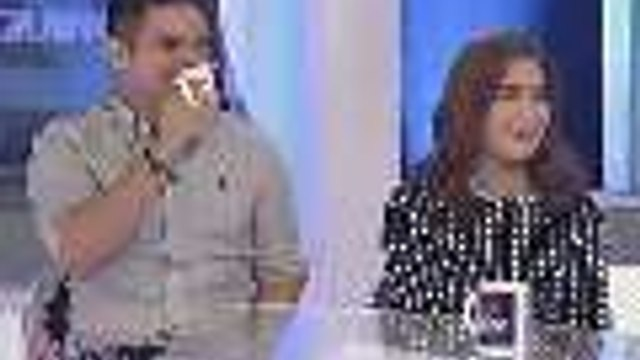 Marvin Agustin says it's scary to love someone like Jolina Magdangal