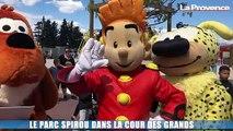 Le parc Spirou inaugure sept nouvelles attractions pour sa 2ème année d'ouverture