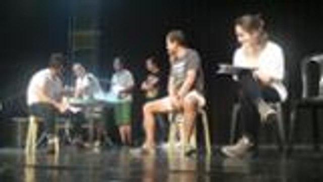 Behind the scenes pasilip sa Banana Drama rehearsals, mapapanood na!