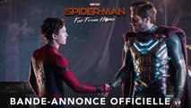 Spider-Man: Far From Home Bande-annonce #2 VF (Action 2019) Tom Holland, Zendaya