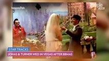 Newlyweds in the Big Apple! Joe Jonas & Sophie Turner Enjoy N.Y.C. After Surprise Vegas Wedding