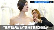 Terry IlaFla' Antonio D'Errico Milan Bridal Week 2019 | FashionTV | FTV