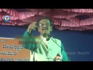 Latest Of Comedy King Gangavathi Pranesh  ( Live Show 5 ) | Kannada - Live Show Of Pranesh Beechi