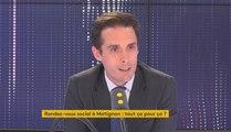 Jean-Baptiste Djebbari, invité du 19h20 politique de franceinfo