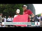 Pacientes denuncian desabasto de antirretrovirales en México | Noticias con Francisco Zea