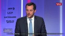 Nicolas Bay estime que la campagne de Nathalie Loiseau est « en difficulté »