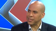 Sen. Cory Booker on Israel, Gaza and Trump's foreign policy