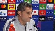 """Valverde: """"No podemos pensar que estamos en la final; tenemos que salir a ganar"""""""