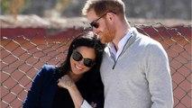 Meghan Markle And Prince Harry Welcome Newborn