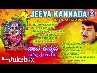 ಕನ್ನಡ ರಾಜ್ಯೋತ್ಸವ - Jeeva Kannada Rajyotsava Songs | Patriotic Kannada Songs Jukebox
