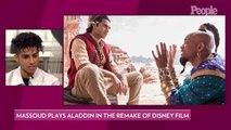 'Aladdin's Mena Massoud on Will Smith's Genie Criticism: 'I Knew They Were Going to Make it Look Good'