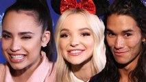'Descendants 3': Dove Cameron, Sofia Carson and Booboo Stewart  Talk End of the Story (Exclusive)