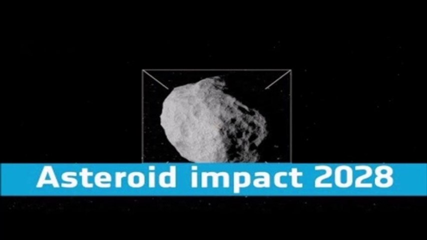 NASA, Prepare to Be Hit by an Asteroid in your Lifetime