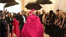 Lady Gaga's Met Gala Dress Was 4 Looks In 1