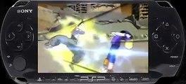 Dragon Ball Z Shin Budokai 2 PSP Game Save Download - video