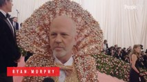 Ryan Murphy Talks Met Gala Look And What Camp Means To Him
