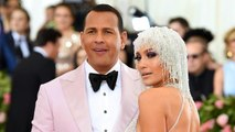 Met Gala 2019: Jennifer Lopez and Alex Rodriguez Reflect on Making Their Debut at the Ball in 2017