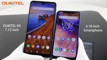 OUKITEL K9 Design and Hands On