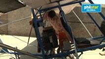 Pakistani popcorn seller arrested for building a mini plane