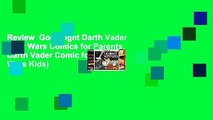 Review  Goodnight Darth Vader (Star Wars Comics for Parents, Darth Vader Comic for Star Wars Kids)