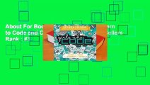 About For Books  Girls Who Code: Learn to Code and Change the World  Best Sellers Rank : #3