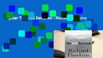 Popular The God Delusion - Richard Dawkins