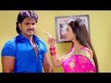 Akshara Singh ने दिया पवन सिंह को खुलेयाम धमकी   Akshara Singh Angry on Pawan Singh in Bhojpuri Film