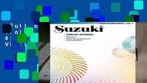 Full E-book  Suzuki Violin School, Vol 4: Piano Acc. (Suzuki Violin School, Piano
