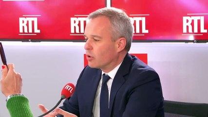 François de Rugy - RTL mardi 7 mai 2019