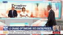 Le grand optimisme des entreprises