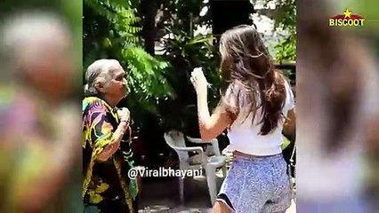 Malaika Arora Shows RESPECT To Old Fan Snapped At Divayoga