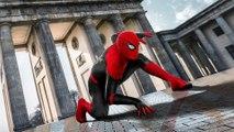 Spider-Man: Far from Home Official Trailer (4K Ultra HD) Tom Holland Superhero Movie HD