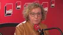 """Muriel Pénicaud, ministre du Travail : """"En France, on a un recours excessifs aux contrats courts. (...) Les modalités sont encore en cours de discussions, mais le principe [du bonus-malus pour les entreprises] est acquis"""""""