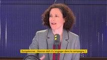 """Campagne de Nathalie Loiseau : """"Je suis assez frappée de la quantité d'insultes qu'elle reçoit, je trouve qu'il y a aussi une part de sexisme là-dedans"""" - Emmanuelle Wargon"""